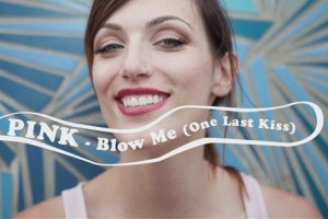 P!nk - Blow Me (One Last Kiss) [Lyric Video]